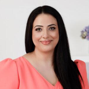 Linda Karkafi, Commcentric Business Consultant